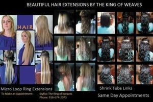 Photo #5: Professional Mobile Licensed Stylist Weave/Extensions Specialist