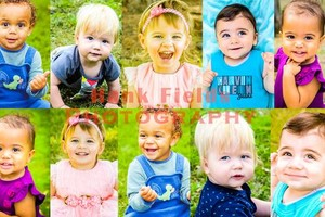 Photo #1: Wonderful Baby Portraits! Holiday Special $99! Hank Fields Photography