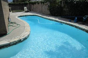Photo #1: Swimming pool service (Call Today)