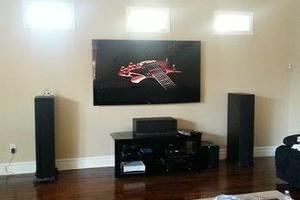 Photo #3: TV wall mount service. LA's Expert