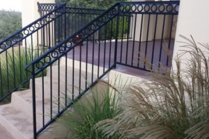 Photo #1: Iron Stairs and Custom Iron work