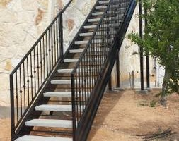 Photo #2: Iron Stairs and Custom Iron work