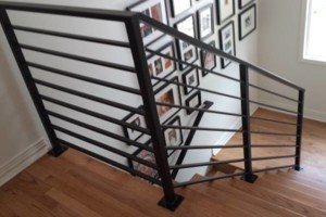 Photo #3: Iron Stairs and Custom Iron work