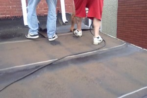 Photo #5: New flat roof 12 year warranty or repair