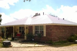 Photo #1: Castle Gutters and Metal Roofing Company