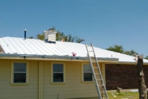 Photo #3: Castle Gutters and Metal Roofing Company