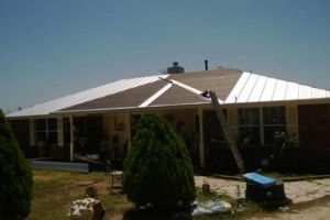 Photo #4: Castle Gutters and Metal Roofing Company