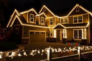Photo #1: Holiday Lights Installation!!!!!