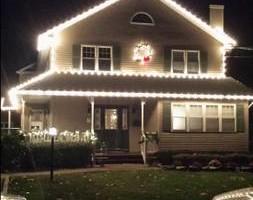 Photo #2: Holiday Lights Installation!!!!!