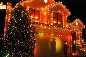 Photo #3: Holiday Lights Installation!!!!!