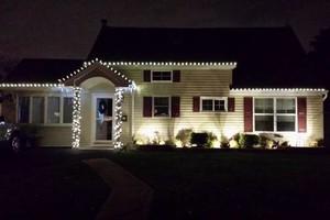 Photo #5: Holiday Lights Installation!!!!!