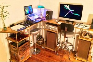 Photo #1: Logic Pro Lessons In a Beautiful Brooklyn Room