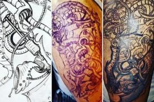 Photo #2: Tattoo shop. Dame or Mariela