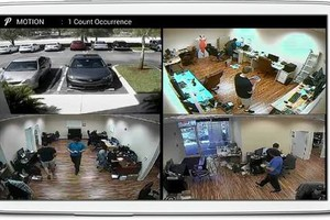 Photo #6: CCTV Cameras, IP, NVR, DVR, Home Theater, Projectors, Surround Sound