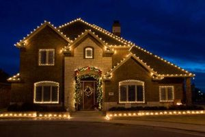 Photo #1: Holladay house lighting