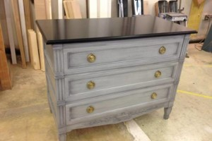 Photo #1: Cabinet refinish and paint