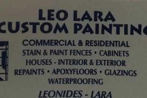 Photo #1: Commercial and Residentail painting
