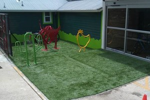 Photo #4: Austin's PREMIER Artificial Grass Landscaping Company!