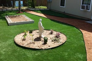Photo #5: Austin's PREMIER Artificial Grass Landscaping Company!