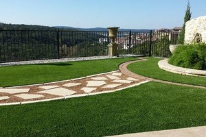 Photo #8: Austin's PREMIER Artificial Grass Landscaping Company!