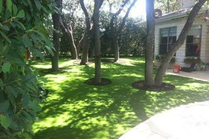 Photo #10: Austin's PREMIER Artificial Grass Landscaping Company!