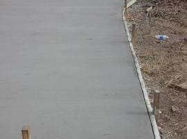 Photo #4: L&D CONCRETE - FONDATIONS, RETAINING WALLS,  SETING FORMS