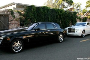 Photo #2: Rolls Royce , Bentley & S550 for a Holiday Night Out