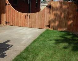 Photo #4: SAVE YOU FENCE PRESSURE WASH AND STAIN OR PAINT