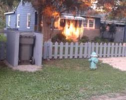 Photo #2: SAVE YOU FENCE PRESSURE WASH AND STAIN OR PAINT