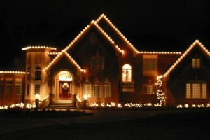 Photo #1: Christmas Light Pros - Install Maintenance Removal Christmas Lights