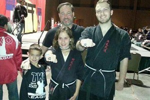 Photo #3: Private Martial Arts lessons. UNIQUE CHRISTMAS GIFT!