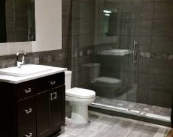 Photo #1: LI Home Zone. Kitchen and Bathroom Renovation