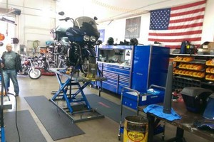 Photo #15: Tires/ Service/ Motorcycle Repair - The Bike Shop