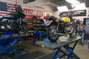 Photo #12: Tires/ Service/ Motorcycle Repair - The Bike Shop
