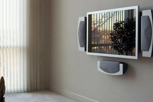 Photo #5: FLAT SCREEN TV- WALL MOUNTING