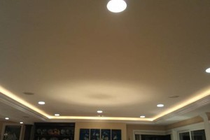 Photo #8: LED Recessed Lights $69ea inclds matrls. The Recessed Light Pros
