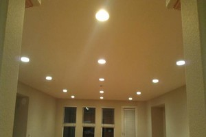 Photo #7: LED Recessed Lights $69ea inclds matrls. The Recessed Light Pros