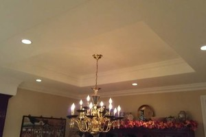 Photo #4: LED Recessed Lights $69ea inclds matrls. The Recessed Light Pros