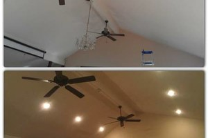Photo #2: LED Recessed Lights $69ea inclds matrls. The Recessed Light Pros