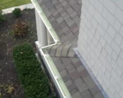 Photo #1: JJC Gutters. GUTTER CLEANING/ REPAIR