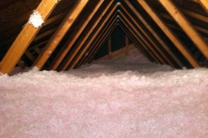 Photo #1: HVAC maintenance services + Attic Insulation