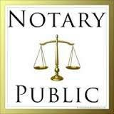 Photo #1: Notary Public Services