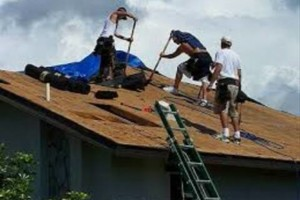 Photo #1: ROOFING & TUCK POINTING, SPECIAL, $299.00 LEAK REPAIR