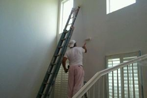 Photo #4: CALL NOW! WE ARE READY TO PAINT YOUR HOUSE/ OFFICE/ COND !