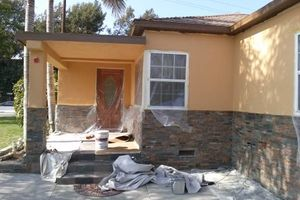 Photo #1: CALL NOW! WE ARE READY TO PAINT YOUR HOUSE/ OFFICE/ COND !