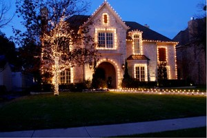 Photo #1: Christmas lights for less