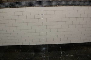 Photo #4: Tile install, bathrooms remodel..