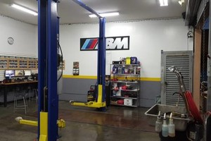 Photo #1: ABM Automotive -European Auto Service & Repair