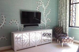 Photo #1: Flatscreen TV Installation $199 (Mount + HDMI Included)