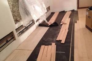 Photo #9: Finish kitchen and basement remodeling.  Ken's team
